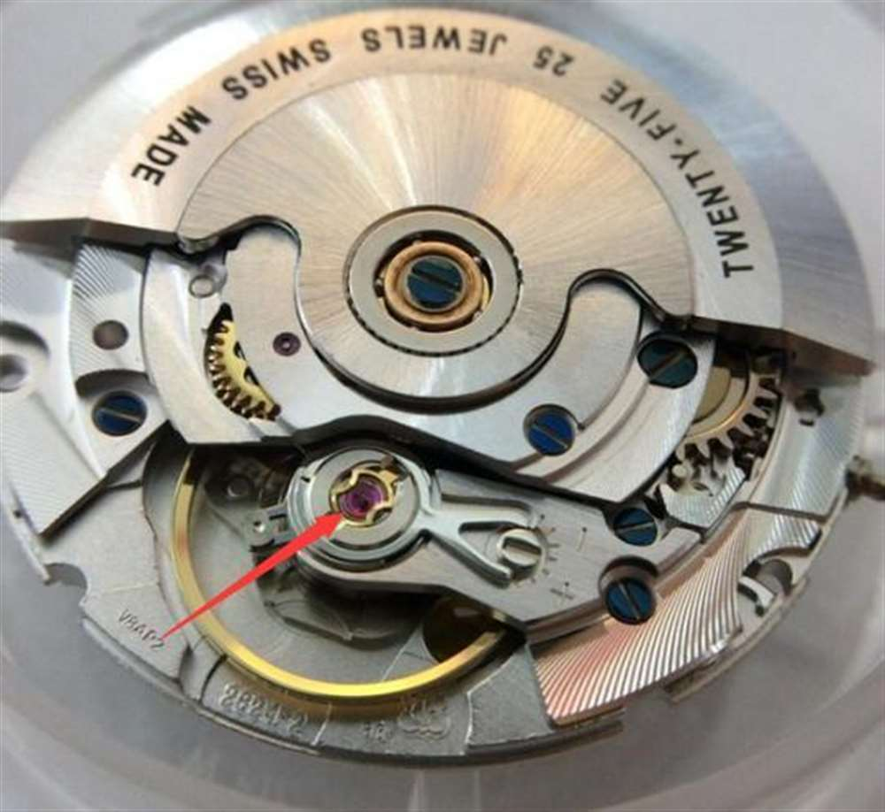 微商中瑞士ETA2824机芯不可告人的秘密