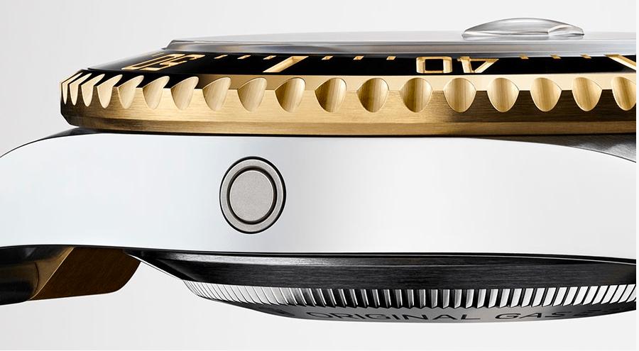 劳力士新款蚝式恒动海使型黄金钢款腕表赏析