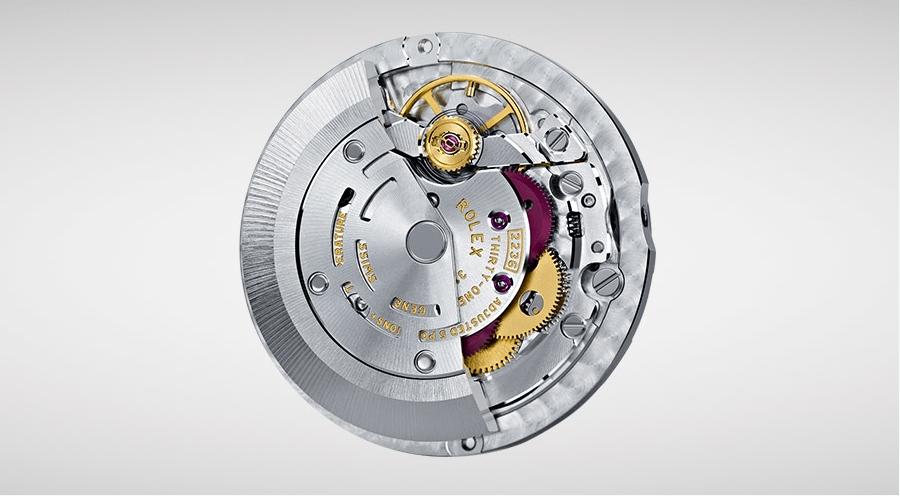 劳力士2019新款蚝式恒动日志型 31mm赏析