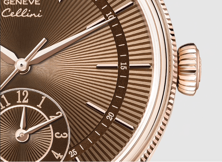 劳力士切利尼系列双时型腕表解读-腕表公社