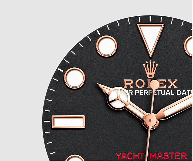 劳力士游艇名仕型40永恒玫瑰金-专为帆船赛计时而设