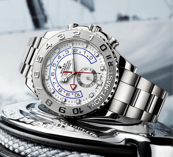 劳力士游艇名仕型II腕表赏析-一款推波逐浪的腕表-腕表公社