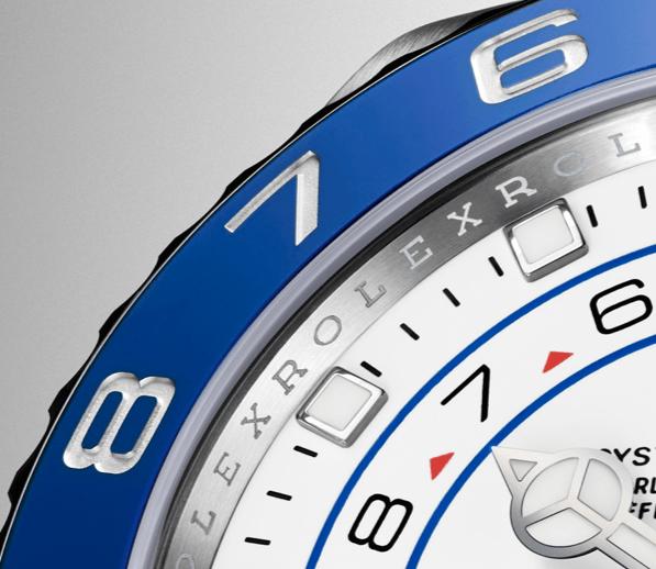 劳力士游艇名仕型II腕表赏析-一款推波逐浪的腕表