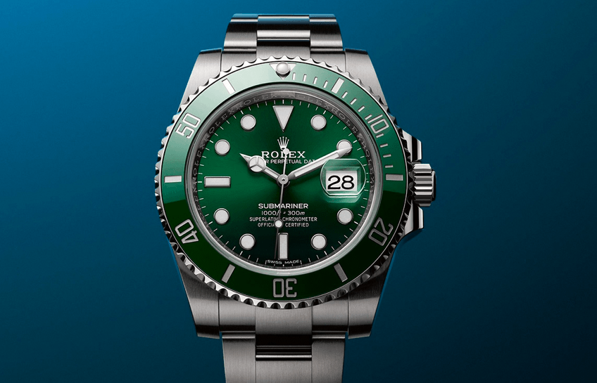 劳力士潜航者型腕表解读-潜水腕表的典范
