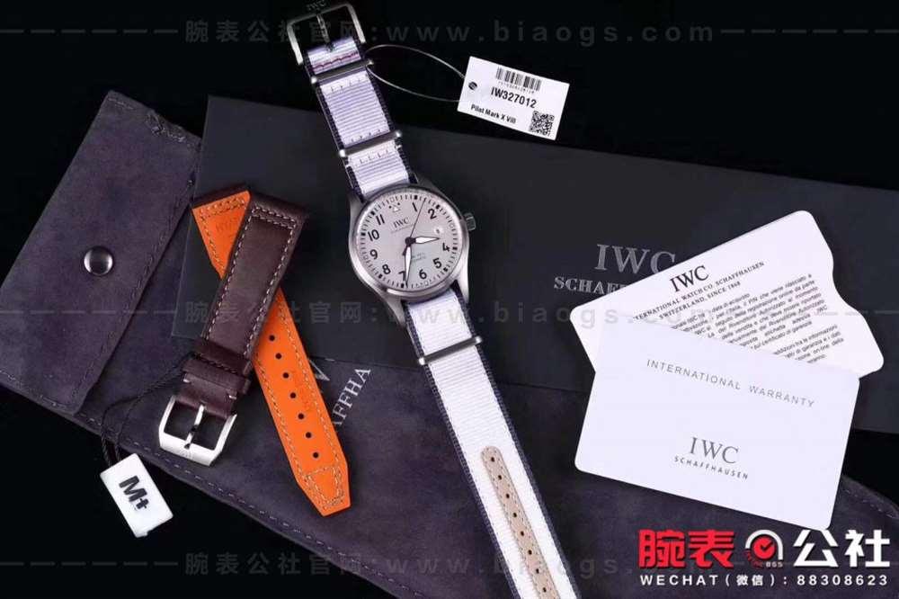 M+厂万国马克十八「小王子」复刻表,M+厂IW327012特别版测评-腕表公社