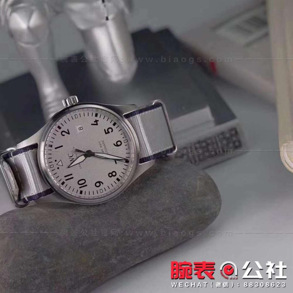 M+厂万国马克十八「小王子」复刻表,M+厂IW327012特别版测评