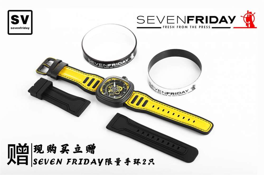 SV厂七个星期五复刻表款式大全-SEVENFRIDAY复刻表全部款式