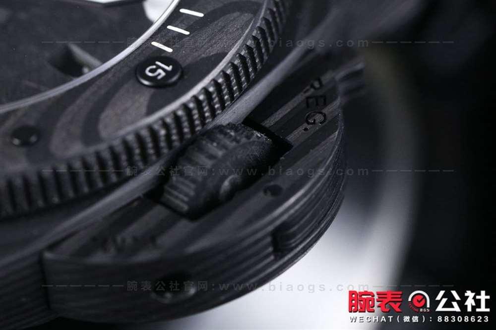 VS厂沛纳海PAM979会一眼假吗?VS厂沛纳海979全碳纤维复刻表评测