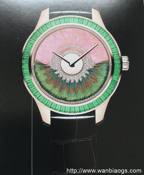 迪奥 Dior Grand Bal顶级腕表鉴赏