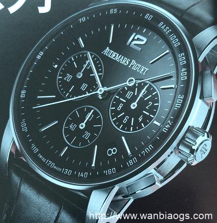 Audemars Piguet完整系列腕表
