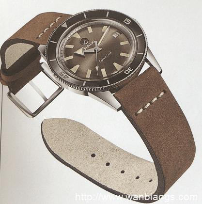 RADO库克船长自动机械限量版腕表-Tradition传承系列金马自动机械限量版腕表鉴赏