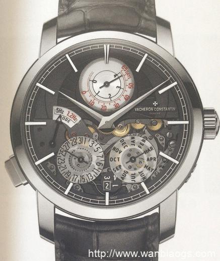 历峰集团腕表品牌:江诗丹顿腕表
