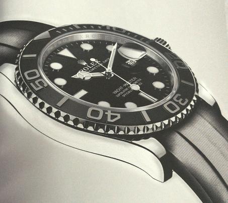 劳力士蚝式恒动游艇名仕型42腕表
