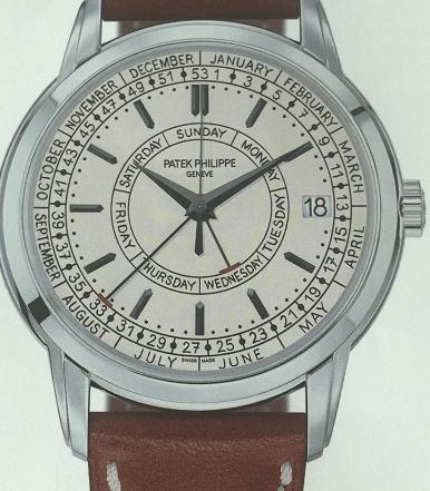 百达翡丽CALATRAVA REF.5212A周历腕表