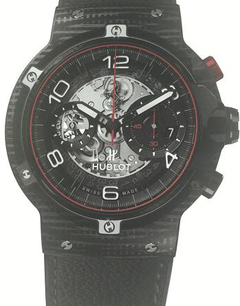 宇舶表经典融合系列法拉利GT腕表