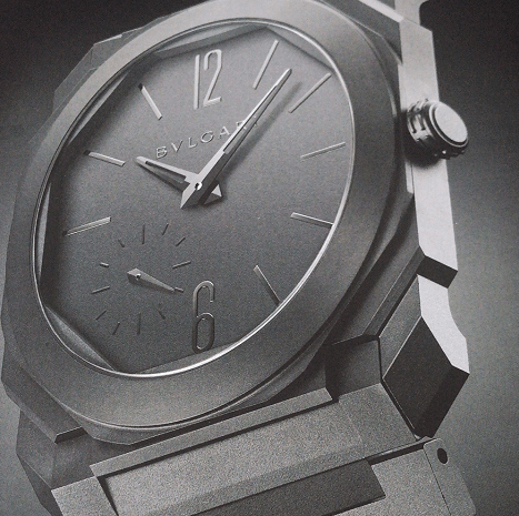 宝格丽 OCTO FINISSIMO陶瓷腕表