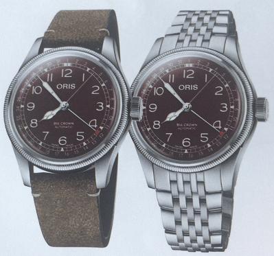 ORIS豪利时65年复刻版潜水腕表