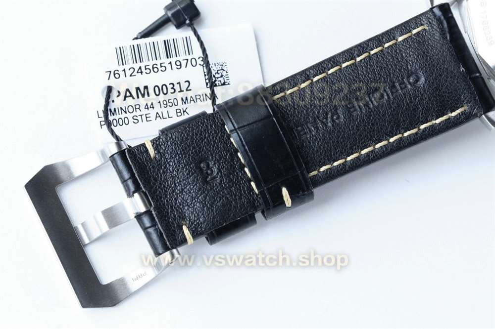 VS厂沛纳海PAM312V2完美复刻表-VS厂沛纳海PAM312复刻表V2版详解-腕表公社