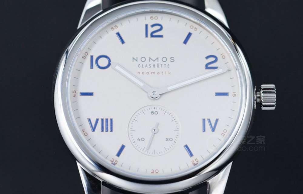 现代年轻人戴什么表?品鉴NOMOS Campus系列的全新时计-腕表公社