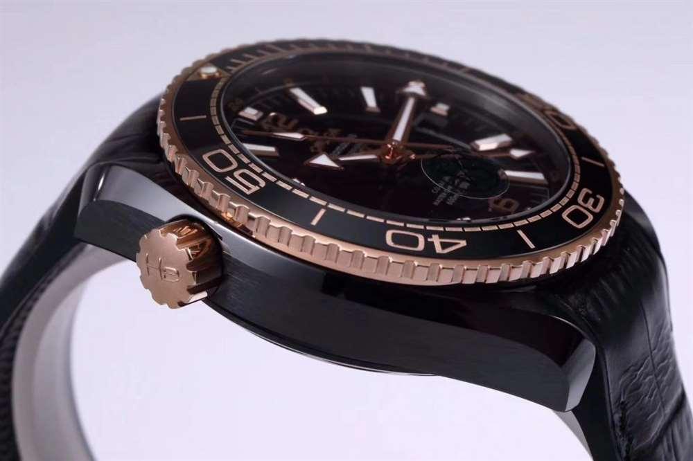 VS厂新品欧米茄海洋宇宙600深海之王-DeepseaKing评测?-腕表公社