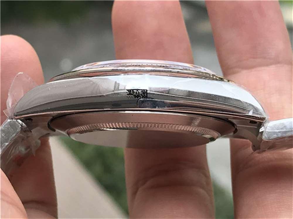 揭秘:N厂劳力士熊猫迪「4130机芯」复刻表为什么那么贵-腕表公社