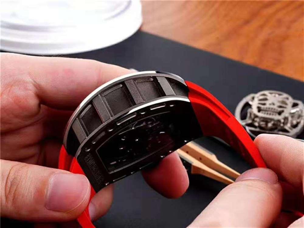 新品推荐:EUR厂理查德米勒RM052骷髅头复刻表