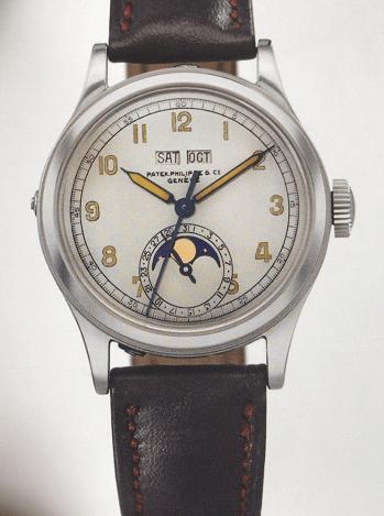 百达翡丽1526万年历腕表