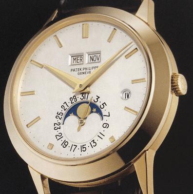 1980与1990年代价格最受低估的古董百达翡丽万年历表年代-腕表公社