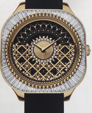 迪奥巴黎歌剧院系列腕表