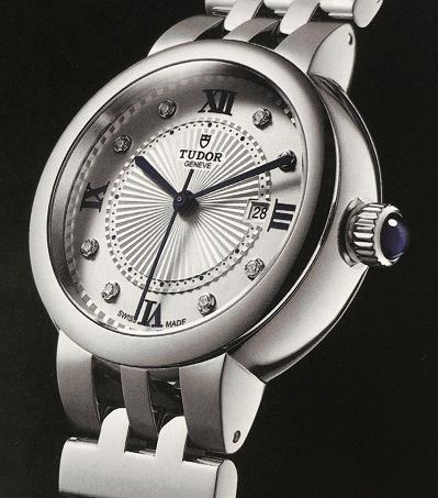 帝舵玫瑰系列30毫米35800腕表