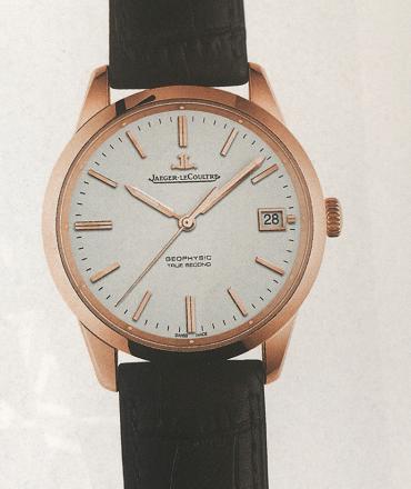 积家Geophysic系列腕表-腕表公社