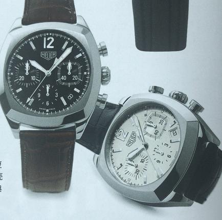 泰格豪雅2001复刻收藏款-腕表公社