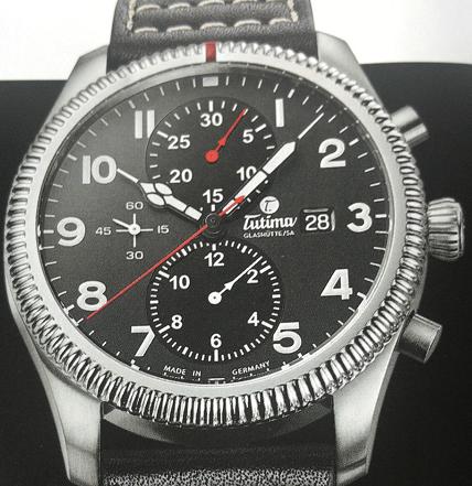 格拉苏蒂Grand Flieger系列腕表-腕表公社