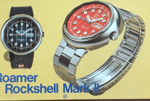 瑞士罗马表石英腕表系列-腕表公社