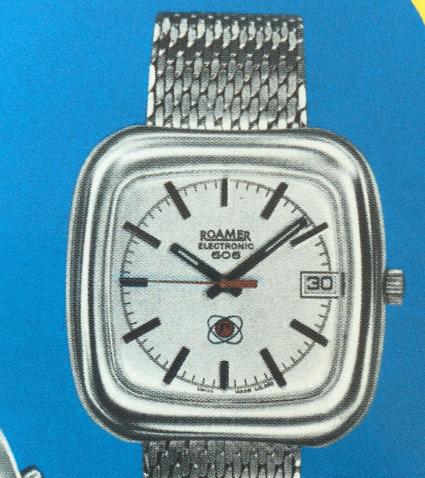 瑞士罗马表Stingray和 Pasadena型号的计时表和潜水表