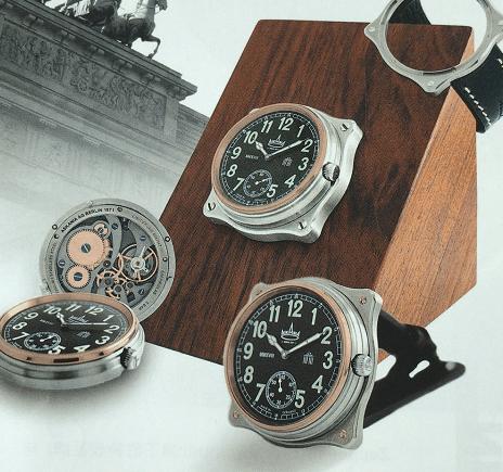 柏林品牌 Askania推出腕表兼仪表盘钟 Quadriga-腕表公社