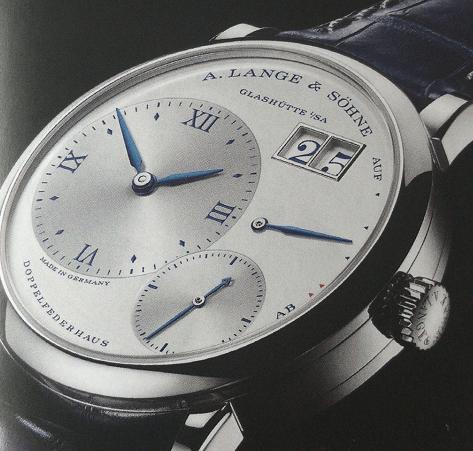 格拉苏蒂朗格1创始款腕表
