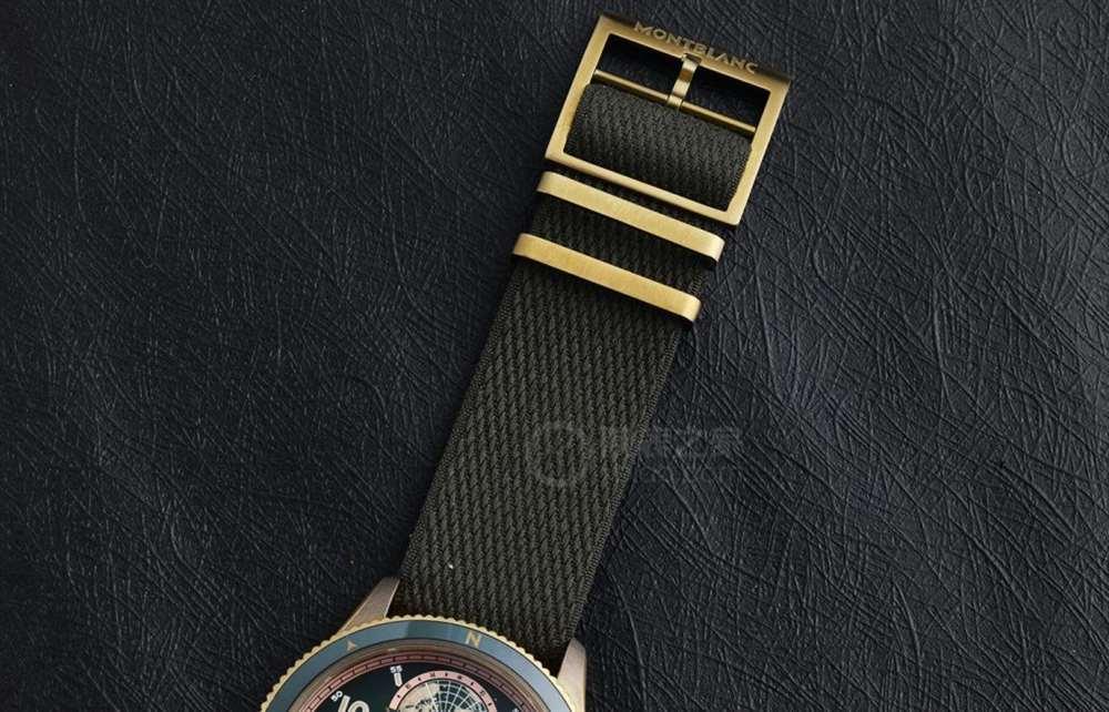 让我们带上腕表去探险:万宝龙1858系列Geosphere世界时腕表-腕表公社