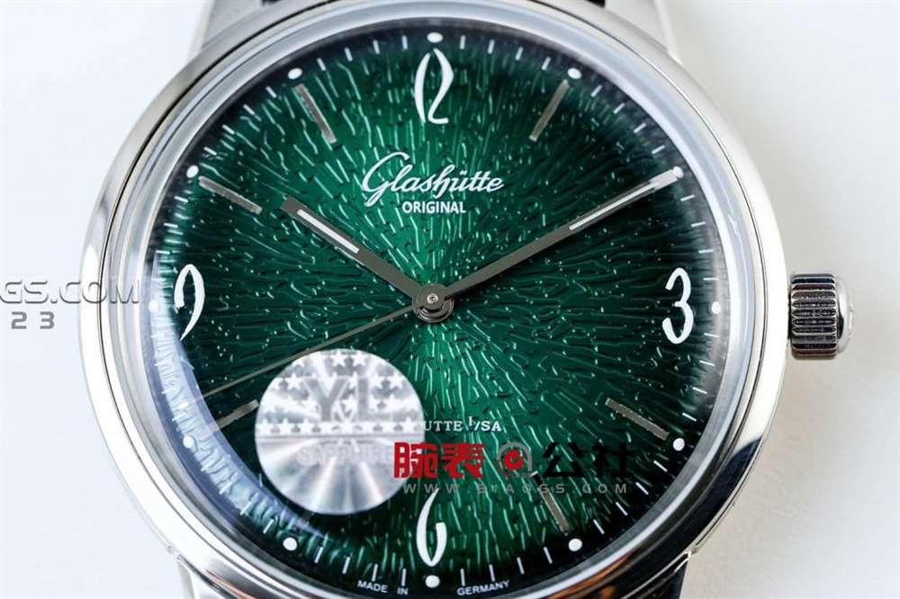 格拉苏蒂腕表起源