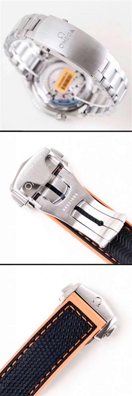VS厂欧米茄海马600四分之一橙终极版本,市场最强版本-腕表公社