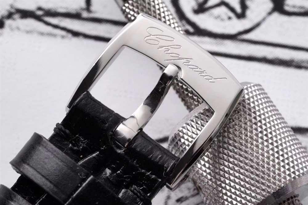 ZF厂新品:ZF厂萧邦快乐的钻石石英系列复刻表评测,对比正品怎么样