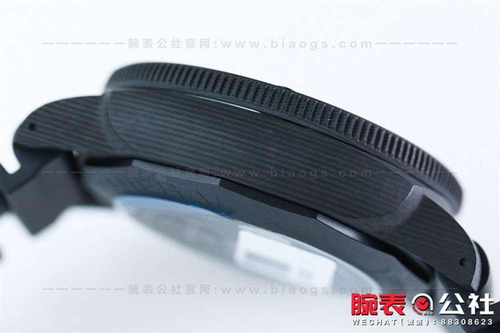硬汉专属完美乱真:VS厂沛纳海616碳纤维复刻表评测