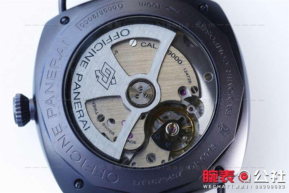 经典复古设计重现:VS厂V2版沛纳海505复刻表评测