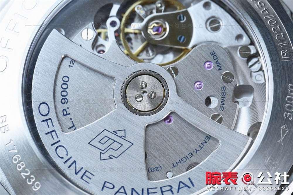 胖大海经典复刻:VS厂沛纳海V2版PAM312复刻表评测