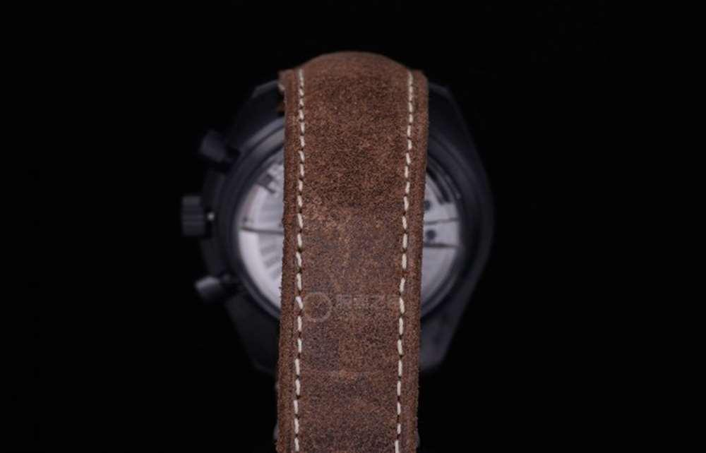 品鉴月球另一面的风景:欧米茄超霸系列月之暗面腕表