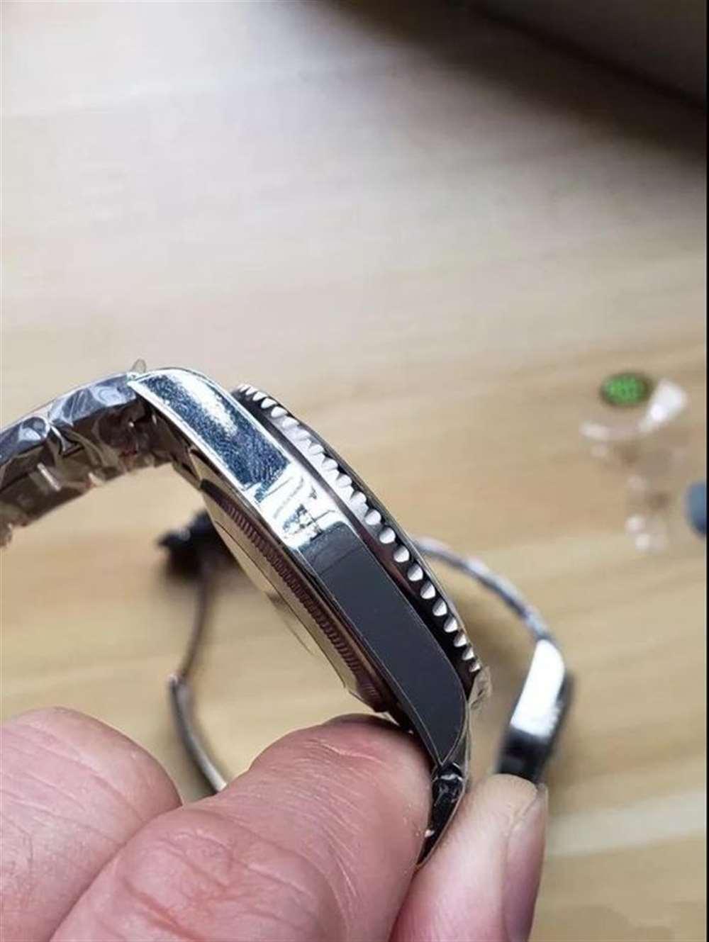 N厂劳力士格林尼治蓝黑圈V8版本复刻表做工怎么样-腕表公社
