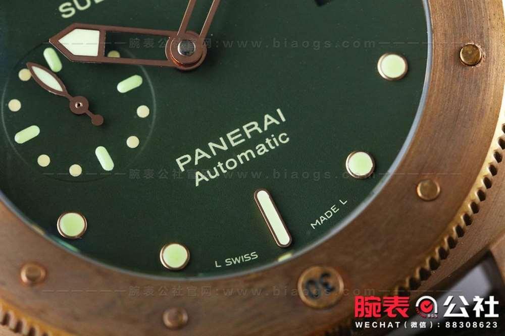 青铜复古神器:VS厂沛纳海青铜382复刻表评测