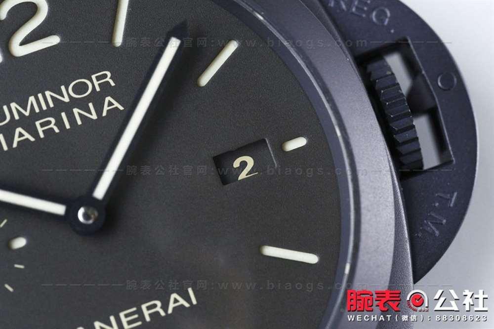 深度解析:VS厂沛纳海V2版386复刻表评测-腕表公社