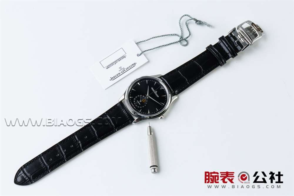 ZF厂积家月相大师系列1368470腕表-ZF厂积家大师月相复刻表做工如何
