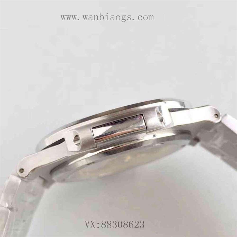 PF厂百达翡丽鹦鹉螺运动系列5711腕表V2版深度评测